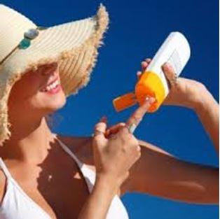 Снимка на категорията Слънцезащитна козметика