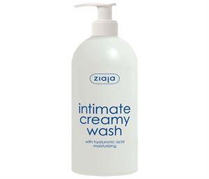 Снимка от Интимен кремообразен сапун с хиалуронова киселина - Ziaja