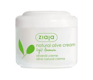 Снимка от Овлажняващ крем за нормална и суха кожа с натурален зехтин - Ziaja
