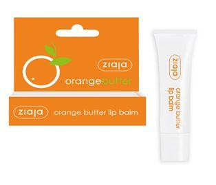 Снимка от Балсам за устни с портокалово масло - Ziaja
