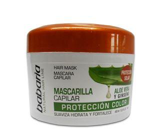 Снимка от Маска за коса с алое и женшен с възстановяващо действие - Babaria