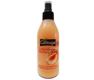 Снимка от Лосион за тяло с аромат на праскова и етерични масла - Cottage