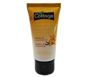Снимка от Възстановяващ крем за ръце с аромат на ванилия - Cottage