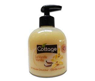 Снимка от Измиваща гел-пяна за ръце с аромат на ванилия - Cottage