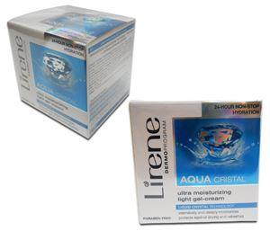 Снимка от Ултра хидратиращ гел крем за лице, Aqua - Lirene