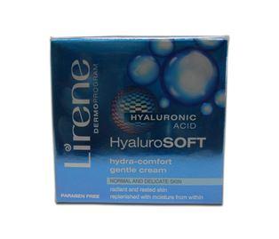 Снимка от Крем за лице с хиалуронова киселина за чувствителна кожа - Lirene