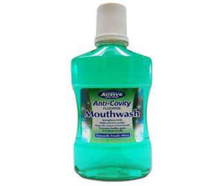 Снимка от Вода за уста с флуорид Fresh Mint - Beauty Formulas