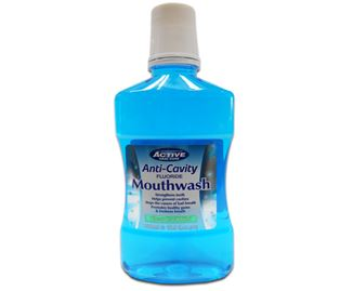 Снимка от Вода за уста с флуорид Cool Mint - Beauty Formulas