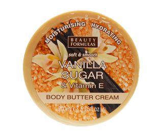 Снимка от Хидратиращо и омекотяващо масло за тяло с аромат на ванилия - Beauty Formulas