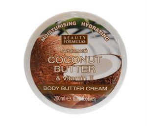 Снимка от Хидратиращо и омекотяващо масло за тяло с аромат на кокос - Beauty Formulas