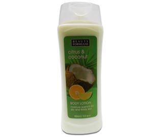 Снимка от Ароматен плодов лосион за тяло с цитрус и кокос - Beauty Formulas