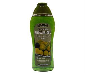 Снимка от Хидратиращ душ гел с екстракт от маслина - Beauty Formulas