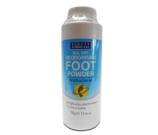 Снимка от Пудра за крака - Beauty Formulas