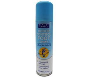 Снимка от Антибактериален спрей за крака - Beauty Formulas