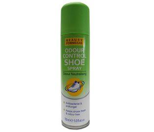 Снимка от Антибактериален спрей за обувки - Beauty Formulas
