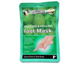 Снимка от Релаксираща и омекотяваща маска за крака с чорапи - Beauty Formulas