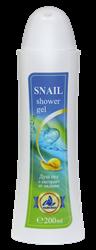 """Снимка от Душ гел с екстракт от охлюви """"Snail Shower Gel"""" 200 мл."""