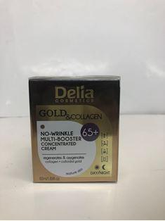 Снимка от Злато и колаген 65+ Мулти бустер концентриран крем