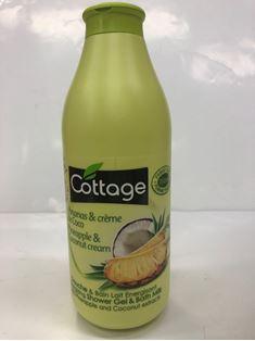 Снимка от Душ гел, пяна за вана и течен сапун 3 в 1 с ананас и кокос